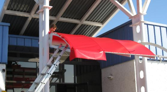 Commercial Awnings